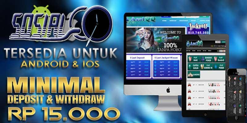 Fasilitas Judi Terupdate Yang Ada di Agen Judi Poker Asalqq Online