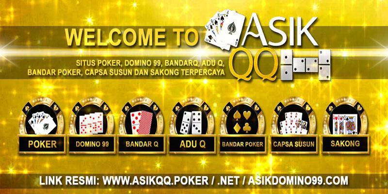 Asikqq Memberikan Kemudahan Dengan 1 Akun Bisa Bermain Banyak Permainan